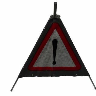 "Three sided traffic sign iImage ""!"" A51"