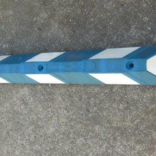 PARK-IT® STOP Blauw Wit - 120 cm