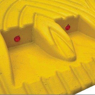 Ralentisseur 'SLOWLY' 7 cm - pour voitures et poids lourds