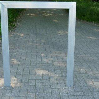 FIETSBEUGEL 1000 x1200 mm - rechthoekig gegalvaniseerd