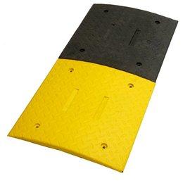 Verkeersdrempel 'SLOWLY' - 3 cm