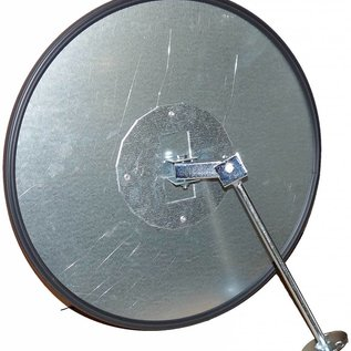 Safety mirror - anti theft round 400 & 600 mm