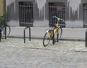 Bicycle stands and racks