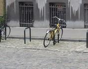 Fietsbeugels en fietsenrekken