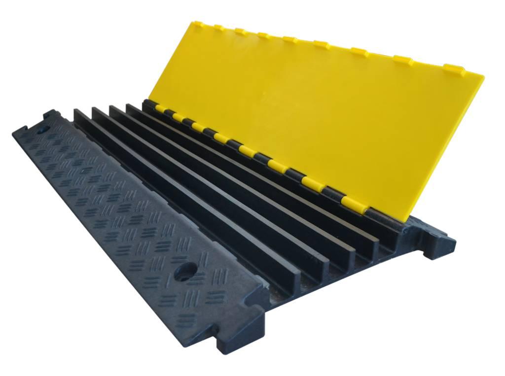 passage de c bles avec couvercle charni re 90x50x5 cm traffimex sa. Black Bedroom Furniture Sets. Home Design Ideas