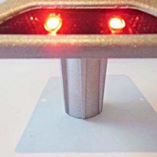 LED wegmarkering op zonne energie