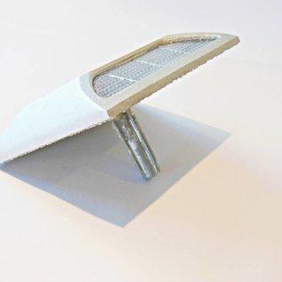 Réflecteur de route à double face en aluminium