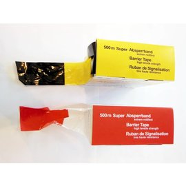 SUPERSTRONG Barrier tape 500m