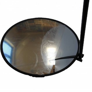 Inspection mirror for under the vehicles
