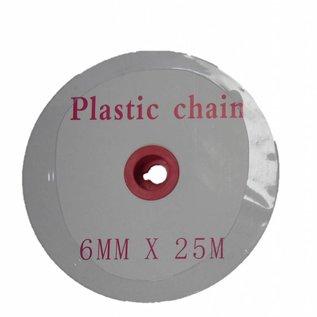Plastic chain ⌀ 6 MM - 25 M