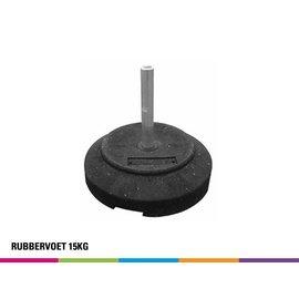 Rubber base 15KG (bus)