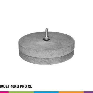Betonvoet 40KG pro XL (voor vlag > 600cm)