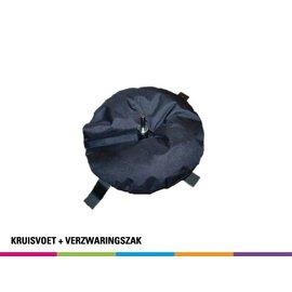 Cross base + weighting bag
