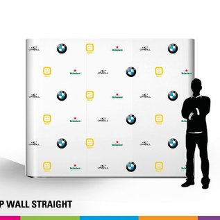 Pop up wall straight