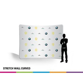 Stretch Wall Curved