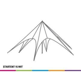Starshade 15 (8M Diameter) - White- Velcro