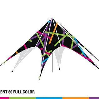 Startent 80 (17M Diameter) - Full colour bedrukt - Velcro
