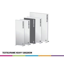 Textielframe heavy 120x220cm