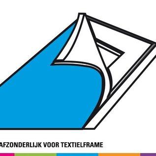 Doek afzonderlijk voor textielframe