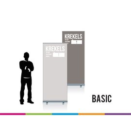 Roll up basic (80 - 100cm x 200cm BXH)