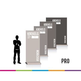 Roll up Professional (PRO) : 85 - 100 - 120 - 150cm