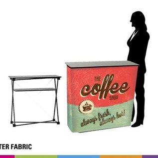 Counter balie bedrukken - fabric