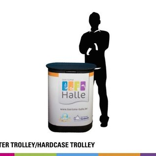 Counter - hardcase trolley