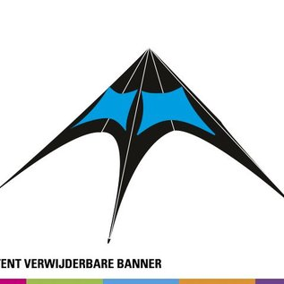 Startent removable banner