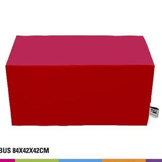 Zitkbank 84x42x42cm - standaard kleur (onbedrukt)