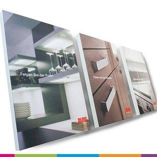 Textielframe op maat: Simple frame 19mm + éénzijdig doek bedrukt (prijseenheid per lm)