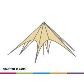 Startent 40 (13M diam) - Zand - Velcro