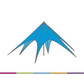Startent 80 (17M diam) - Kleur - Velcro