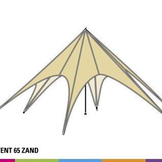 Starshade 65 (16M diam) - Sand - Velcro