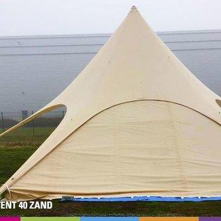 Startent 40(13M diam) - Zand - Velcro
