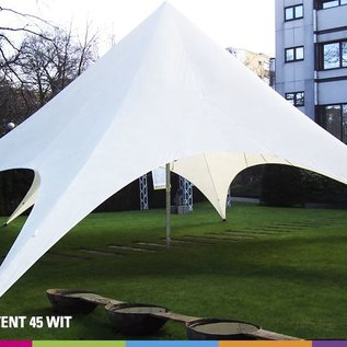 Starshade 45 (14M diam) - White - Out of stock