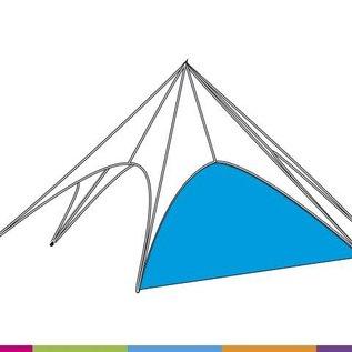 sidewall startent standard color - ST80 (17M) KR (Velcro)