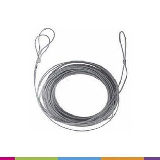 Startent double 70 (19M diam) - Standaard kleur - Velcro