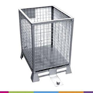 Metal cage - 60x50x75cm  (Max 300KG)