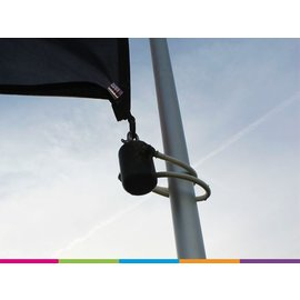 COUNTERWEIGHT 600G FOR BANNER OR MASTVLAG