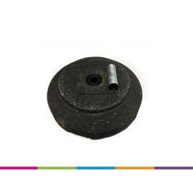Rubbervoet 15KG (voor fiber mast)