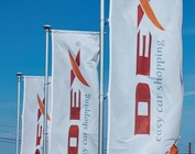 BANNER AND MAST FLAGS (only fabric)