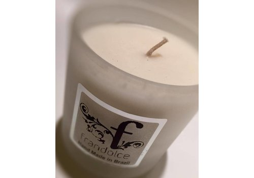 "Frandolce Organic Candle Frandolce, ""Fijo & Cereja"" Fig & Cherry"