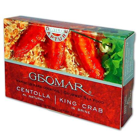 Geomar Centolla Geomar - Chilenische Königskrabben