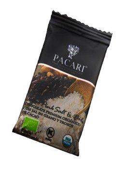 "PACARI Pacari Bio MINI Schokoladentafel ""Salt and Nibs"""