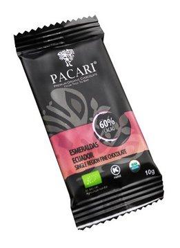 "PACARI Pacari Bio MINI Chocolate Bar ""Esmeraldas"" Single Region"