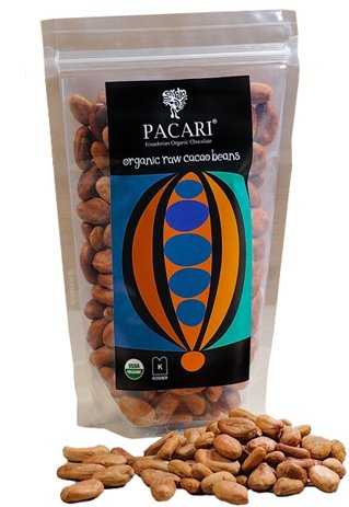 PACARI Pacari Bio Raw Cacao Beans Superfood