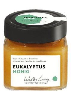 Walter Lang Eucalyptus honey Bio Walter Lang