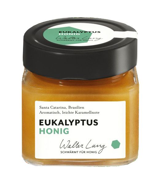 Eucalyptus honey Bio Walter Lang