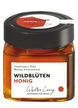 Wildblüten Honig Bio Walter Lang