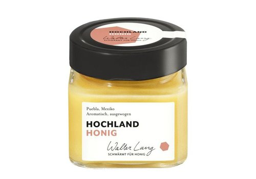 "Walter Lang BIO HONEY ""HOCHLAND"" MEXIKO"